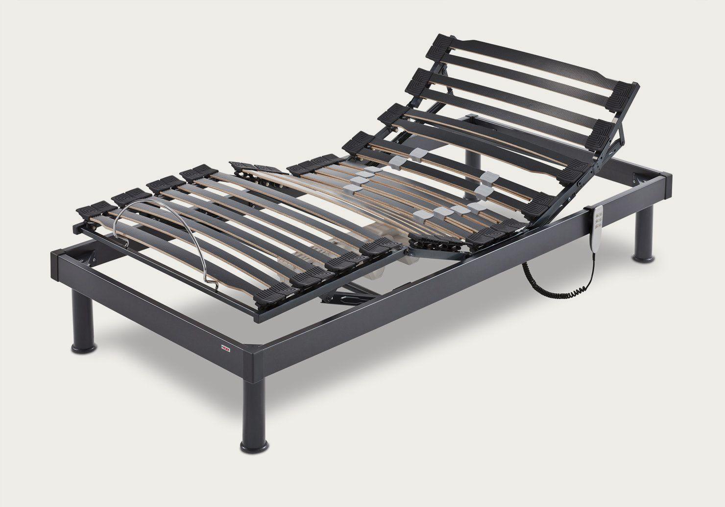 Somier para cama articulada eléctrica